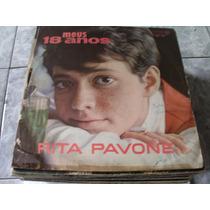 Lp Meus 18 Anos - Rita Pavone