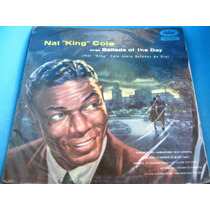Lp Nat King Cole Sings Ballads Of The Day 7