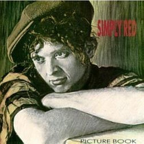 Cd - Simply Red - Picture Book