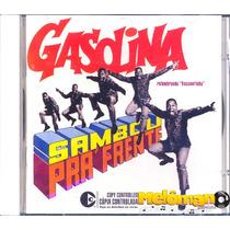 Gasolina 1968 Sambou Pra Frente (relembrando Vassourinha) Cd