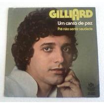 Compacto Gilliard Um Canto De Paz 1980 Rge