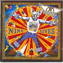 Cd Aerosmith - Nine Lives