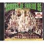 Cd Sambas De Enredo - Carnaval Grupo Especial - 1995