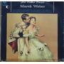 Lp (072) - Orquestras - Marek Weber - Na Velha Viena
