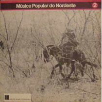 Discos Marcus Pereira Lp Música Popul Do Nordeste Vol.2-1973
