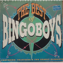 Lp (062) Cantor(a) Inter. - Bingoboys - The Best Of