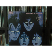 Kiss Creatures Of The Night Vinnie Vicent Na Capa !!!!!