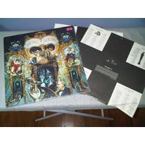 Lp Michael Jackson - Duplo -dangerous - Excelente Estado !!!