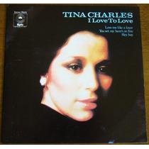 Tina Charles I Love To Love Singles Vejam Fotos Originais