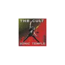 The Cult - Lp Sonic Temple - Raríssimo !
