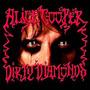 Alice Cooper - Dirty Diamonds - Ozzy Kiss Ac/dc Led Purple