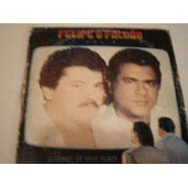 Lp Disco De Vinil Felipe & Falcaõ