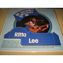 Lp Vinil Rita Lee : Os Grandes Sucessos De / Original 1981