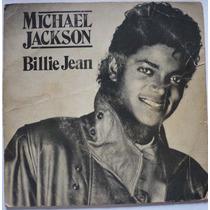 Michael Jackson - Billie Jean / Beat It (cp) Frete Grátis