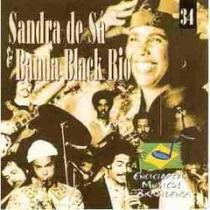 Cd Sandra De Sa & Banda Black Rio Enciclopedia Musical