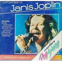 Cd Janis Joplin - Very Best Of Original Lacrado Pronta Entr