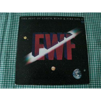 Lp Earth Wind Fire The Best Of Vol 2 Soul Pop Funk Black Mu