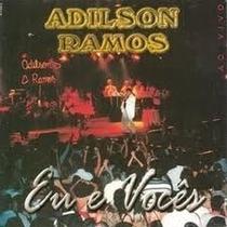 Cd Adilson Ramos Eu E Voces