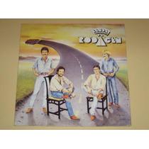 Banda De Rodagem - 1988 - Lp Vinil