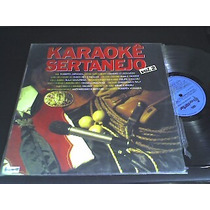 Lp Karaokê Sertanejo Vol. 2