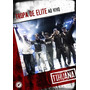 Tihuana - Tropa De Elite Ao Vivo - Dvd Novo Lacrado