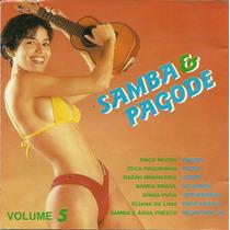 Samba E Pagode Raça Negra Zeca Pagodinho Banda Brasil Dicró