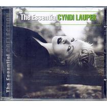 Cd Cyndi Lauper - The Essential
