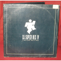 Lp Dj Super Mix Vol. Iv Duplo Jamiroquai / Diana King
