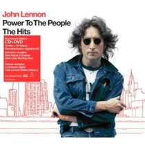 Cd + Dvd John Lennon - Power To The People : The Hits (2 Pc)