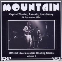 Mountain - Live At Capitol Theater - Lacrado - Frete Grátis