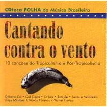 Tom Ze Walter Franco Cdteca Folha Tropicalismo Pos Cd