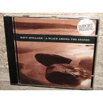 Cd Imp Davy Spillane - Place Among (94) Flauta Irlanda