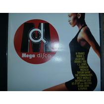 Cd Mega Disco Soul E Black Músicas Anos 80 Flash House D.j