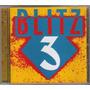Blitz 3 - Cd Super Novo - 1984 - Evandro Mesquita
