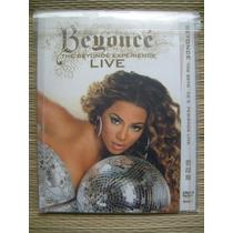 Dvd Live The Beyonce Experience Ao Vivo Importado 35 Músicas
