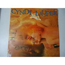 Disco De Vinil Lp Cyndi Lauper Lindoooooooo