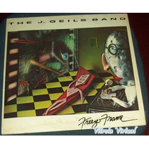 Lp The J. Geils Band Freeze Frame Emi America 1981