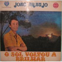 João Araujo - O Sol Voltou A Brilhar - 1974