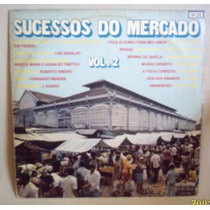 Lp Sucessos Do Mercado Vol 2 Varios J Aquino Fernando Mendes