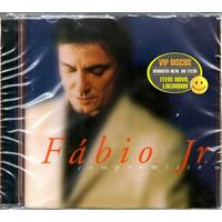 Cd Fábio Jr Compromisso - Novo Lacrado