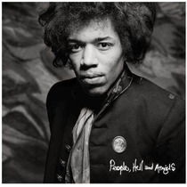 Cd Jimi Hendrix People, Hell And Angels 2013