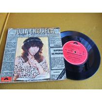 Compacto Vinill Julia Graciela Amor Adolescente Polydor