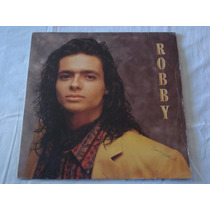 Robby-lp-vinil-ser Feliz-1989-menudo-dance