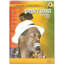 Dvd Reggae Collection - Gregory Isaacs - Live In Bahia -