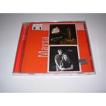 2 Em 1 Cd Maysa Matarazzo - Canecão Apresenta - Maysa 1969