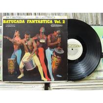 Batucada Fantástica Vol.2 Padre Miguel Portela Percussão Lp