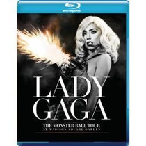 Blu-ray Lady Gaga - The Monster Ball Tour At Madison Square
