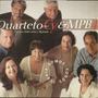 Cd - Quarteto Em Cy & Mpb 4 - Cantam Ivan Lins E Djavan
