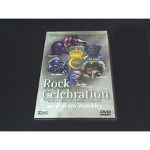 Dvd Rock Celebration - Ao Vivo Em Wembley