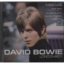 Cd David Bowie London Boy Original Lacrado Portal Music.